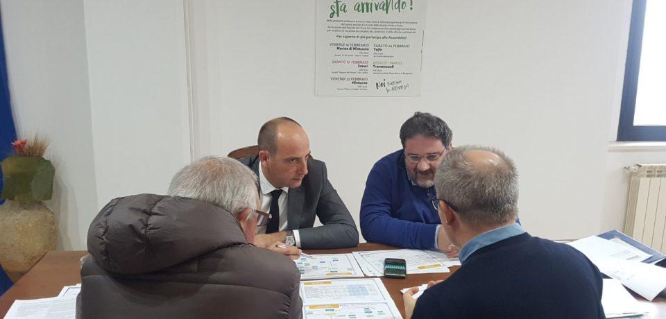 Crisi idrica: incontro al Comune di Minturno con Acqualatina