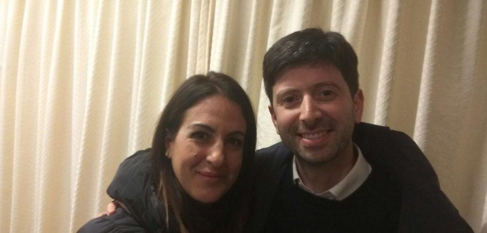 Gaeta / Elezioni regionali, Claudia Magliuzzi si candida per Liberi e Uguali