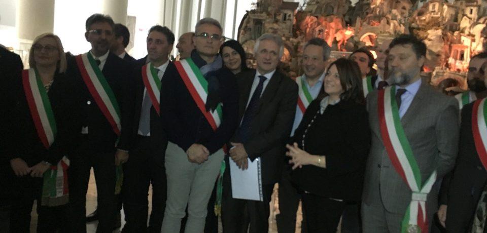 Candidatura Unesco per la Passione di Sezze, firmato il protocollo al Mibact