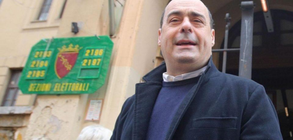 Elezioni Regione Lazio: Nicola Zingaretti si riconferma presidente con il 34%