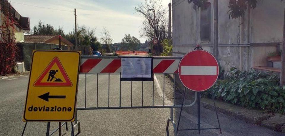 Formia / Riapre la strada provinciale Penitro-Castellonorato dopo la caduta massi