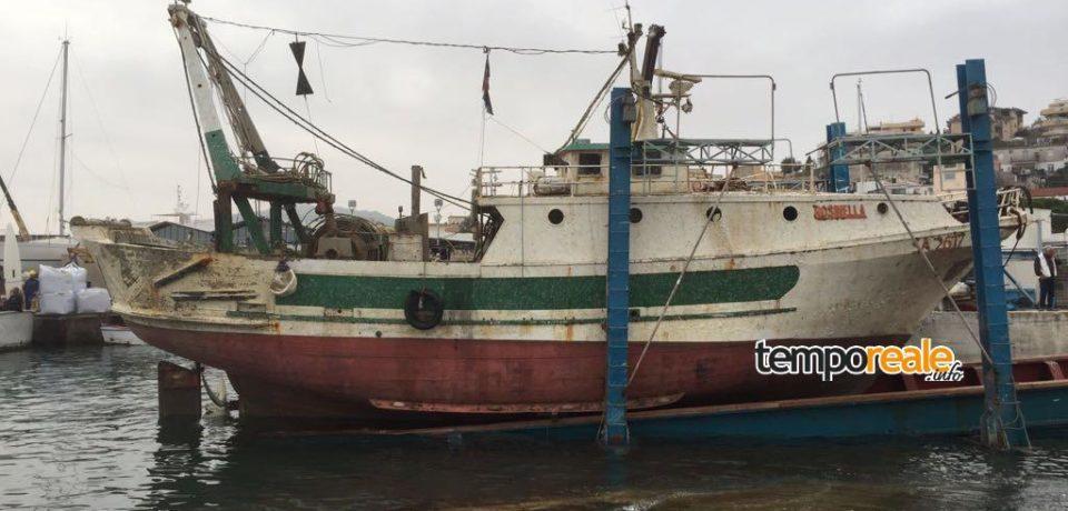 Rosinella, bloccato il conto corrente dei marittimi del peschereccio