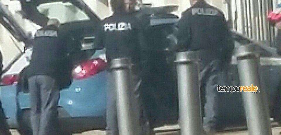 Formia / Marocchino aggredisce due poliziotti alla stazione ferroviaria: arrestato