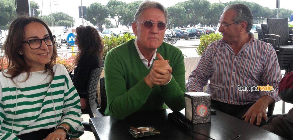"""Formia / Elezioni, Gianfranco Conte: """"Mia candidatura per ricompattare il centrodestra"""" (video)"""