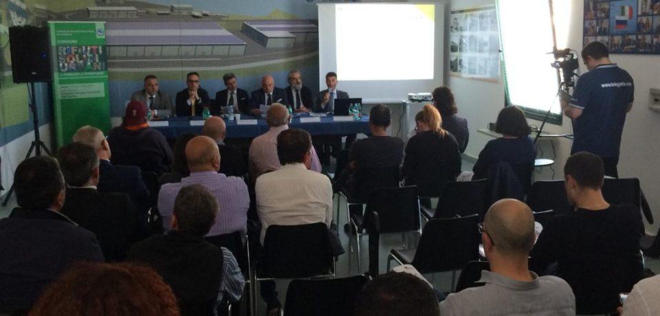 Federlazio, successo per il convegno al Consorzio Industriale Sud Pontino (video)