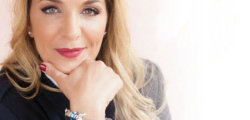 Formia / Caterina Nocella candidata al consiglio comunale per Forza Italia (video)