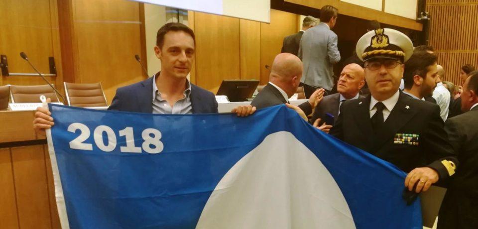 "Gaeta / Bandiera Blu protagonista a ""Vista sul Golfo"" su Teleuniverso"