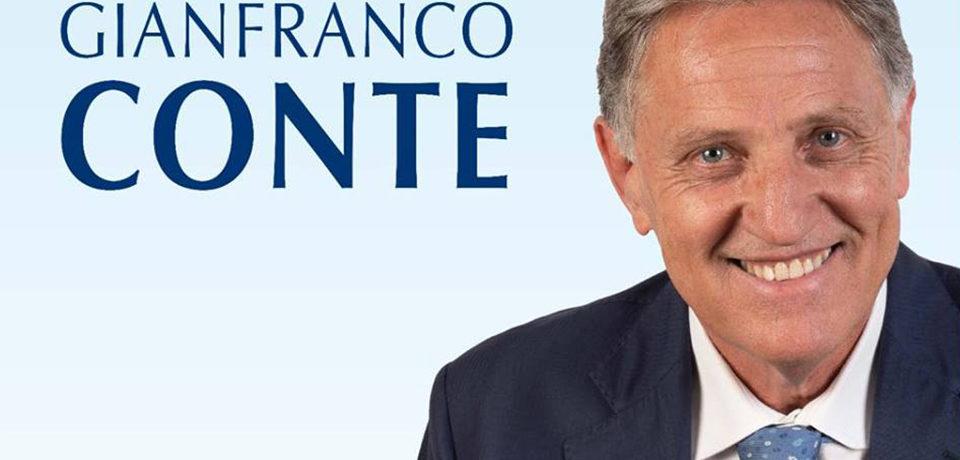 Formia / Elezioni, Gianfranco Conte risponde col sorriso ai tradimenti subiti (video)