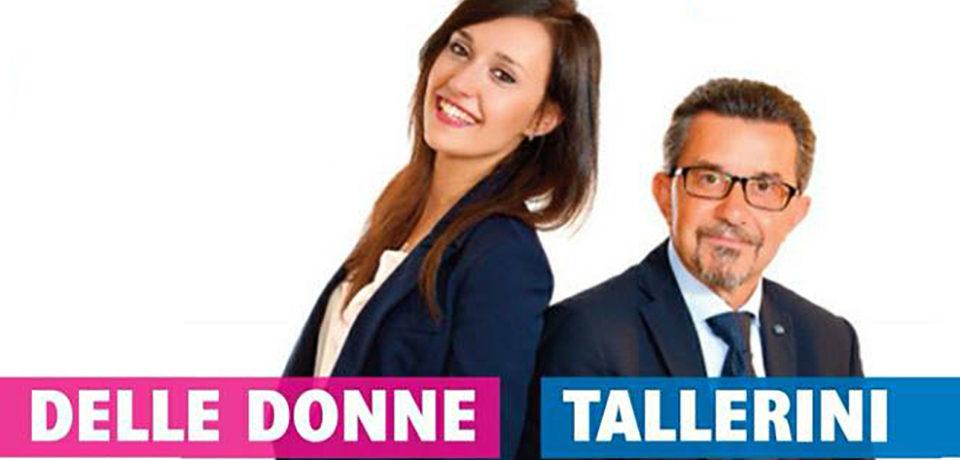 Formia / Maurizio Tallerini e Pompea Delle Donne candidati al consiglio comunale (video)