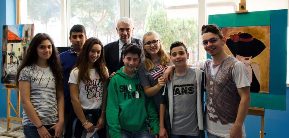 """Gaeta / Cinque studenti dell'Istituto comprensivo """"Giosuè Carducci"""" in finale al concorso """"Piccoli giornalisti"""""""