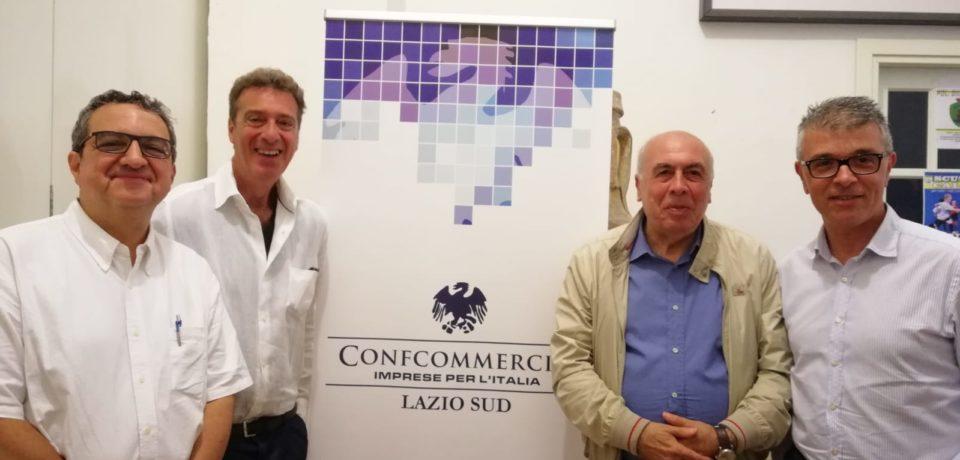 Confcommercio Lazio Sud-Ponza, Giovanni Mastropietro eletto Presidente