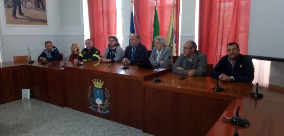 """Castelforte / Presentato il progetto per le scuole """"Cresciamo sicuri"""" (video)"""