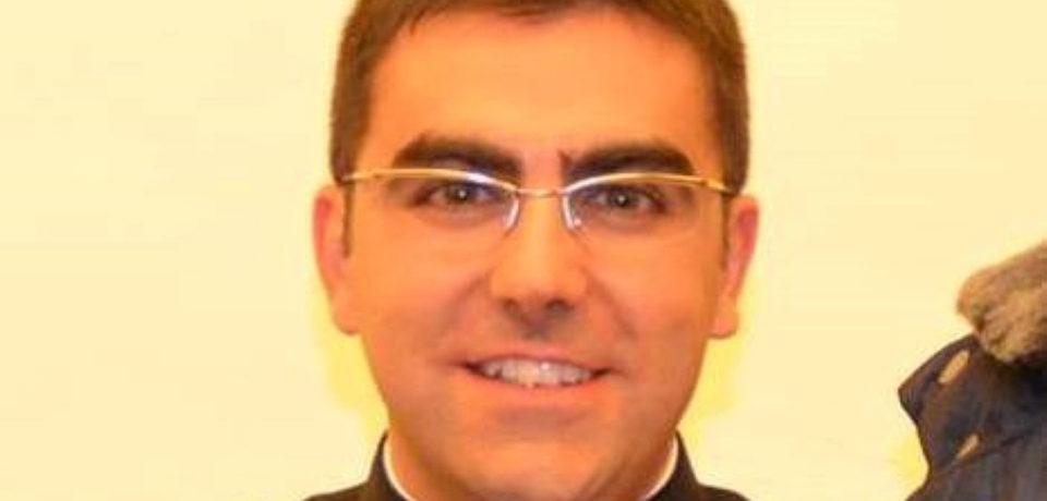 Don Giuseppe Marzano nuovo parroco al Salto di Fondi