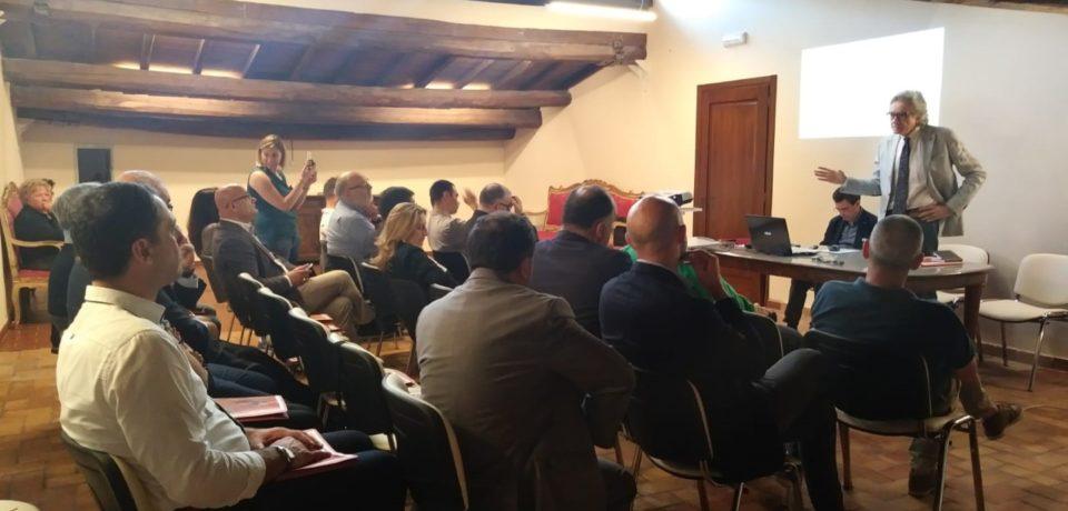 Gaeta / Lotta al gioco d'azzardo, l'arcivescovo Luigi Vari incontra i sindaci