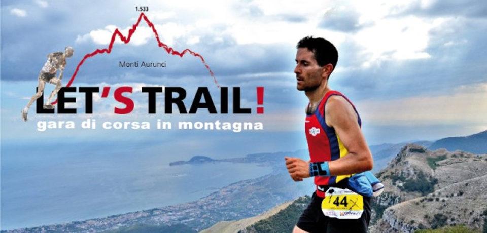"Formia / Successo per la gara ""Let's trail"" sui Monti Aurunci"