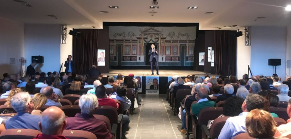 "Formia / Gianfranco Conte: ""Rilancio del commercio investendo sul mercato crocieristico"""