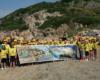 Minturno / Pulizia delle spiagge, successo per l'iniziativa di Legambiente