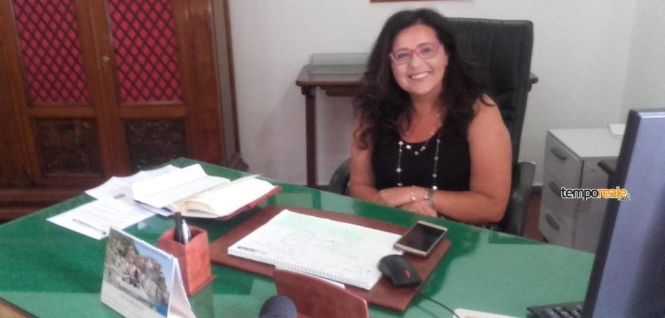 Formia / Primo giorno in Comune per Paola Villa (video)