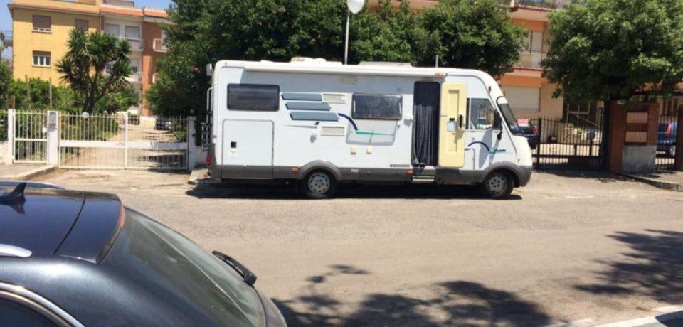 Camper a Scauri, le precisazioni dell'Associazione Nazionale Coordinamento Camperisti