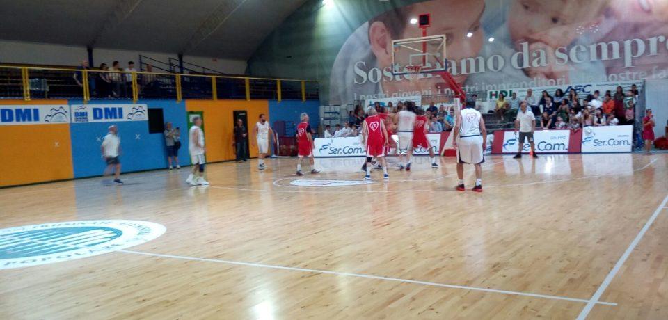 Basket Scauri, molto partecipato il Memorial Luigi Ranieri (video)