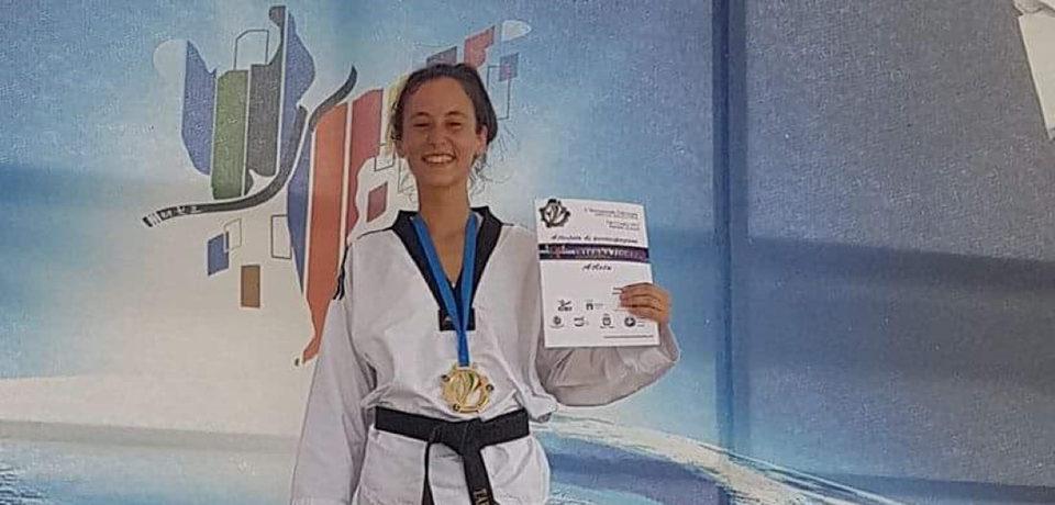 Taekwondo, il Team Sirignano si distingue alla 4^ edizione dell'Internazionale Grecia Salentina