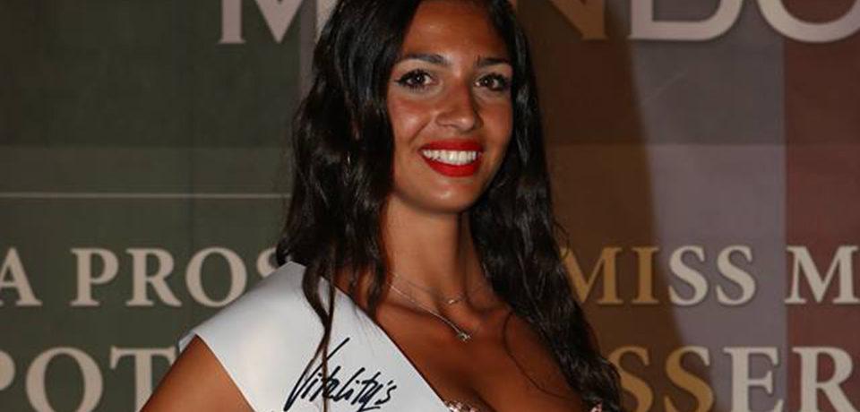 Formia / Federica Rizza passa la prima fase di Miss Mondo