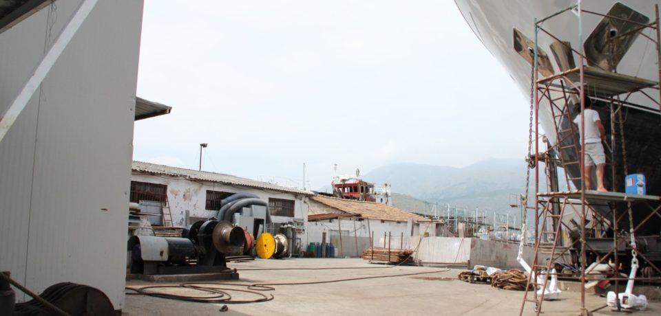 Gaeta / A rischio il rinnovo delle concessioni demaniali ai cantieri navali: la denuncia di Scinicariello