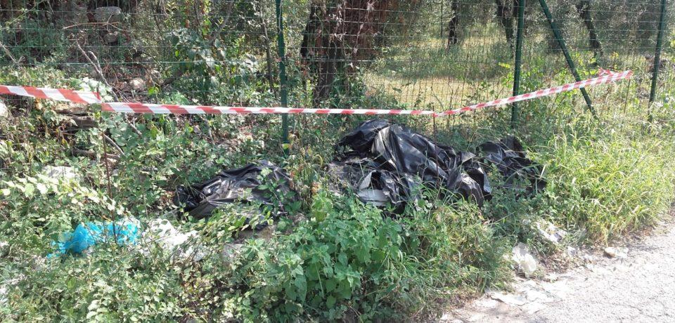 Formia / Allarme amianto in zona Mamurrano, la denuncia di Cardillo Cupo (video)