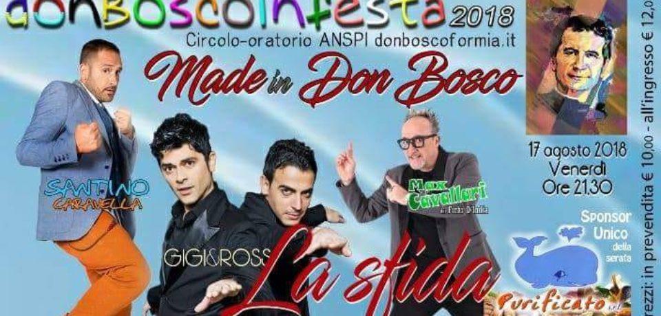 Formia / Tutto pronto per Don Bosco in Festa 2018 (video)