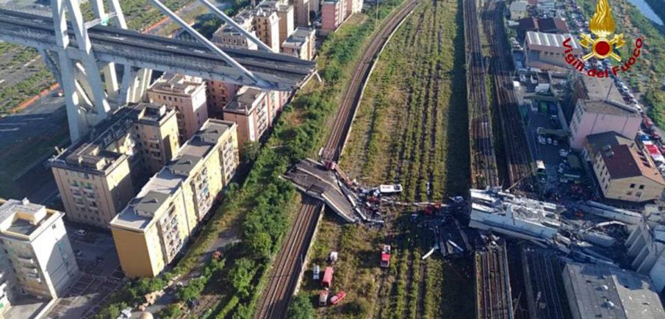 Lutto nazionale per le vittime del Ponte Morandi a Genova: partecipano anche i Comuni pontini