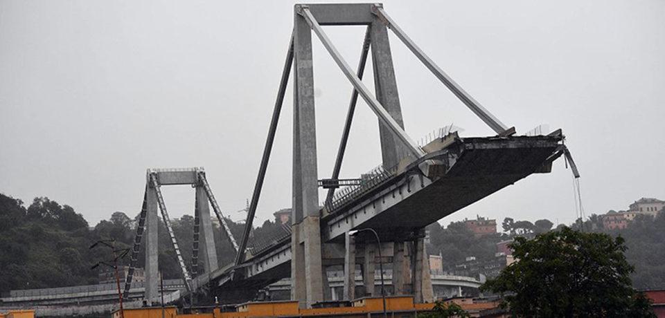 Latina partecipa al lutto nazionale per il tragico evento di Genova