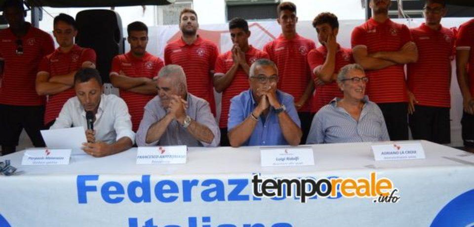 Pallamano / Gaeta Sporting Club, sabato 8 settembre il debutto in serie A/1