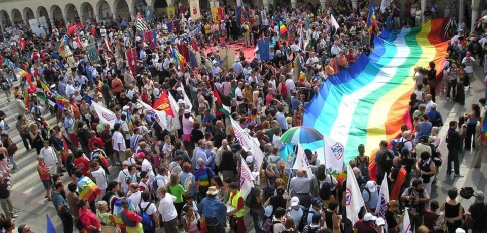 Castelforte parteciperà alla Marcia della Pace Perugia-Assisi 2018