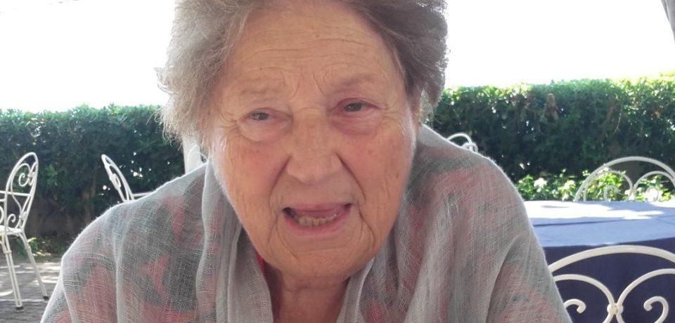 """Formia / Caso di buona sanità al """"Dono Svizzero"""": il racconto di una 90enne (video)"""
