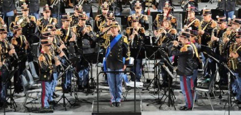 Scauri / Giovedì 6 settembreil concerto della Banda della Polizia di Stato