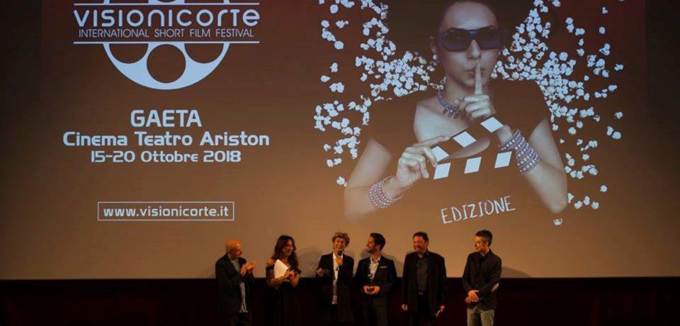 Gaeta / Grande successo per la 7^ edizione di  Visioni Corte Film Festival