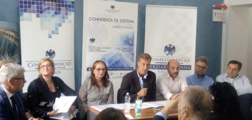 Formia / Confcommercio, presentazione seconda conferenza di sistema (video)