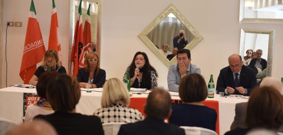Class Action contro Acqualatina, Spi Cgil in prima linea (video)