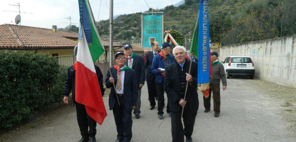 Formia / 75° anniversario dell'eccidio nazista della Costarella