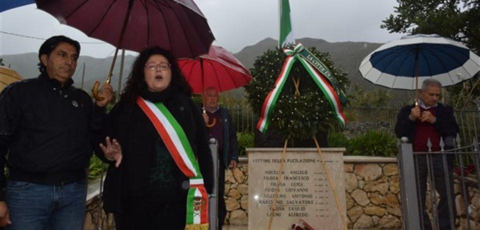 Formia / Eccidio nazista della Costarella, grande partecipazione a Trivio