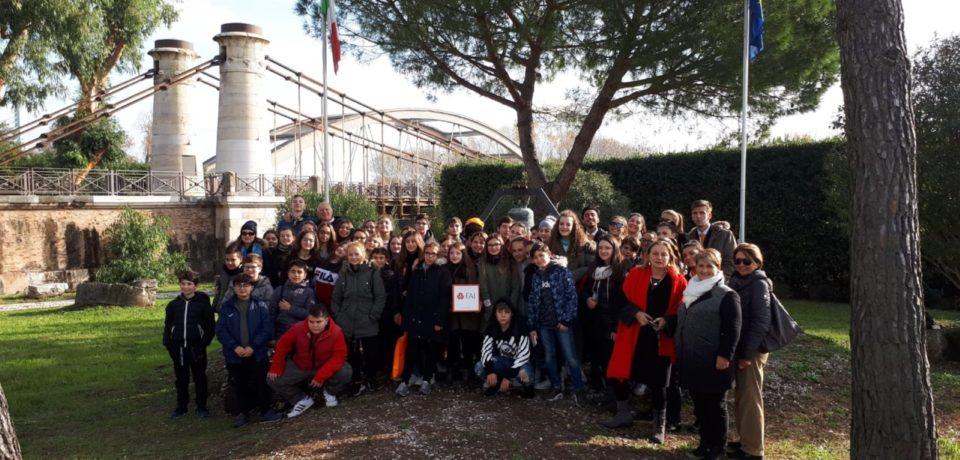 """Minturno / """"Mattinata Fai d'Inverno"""" al Ponte Borbonico sul Garigliano"""