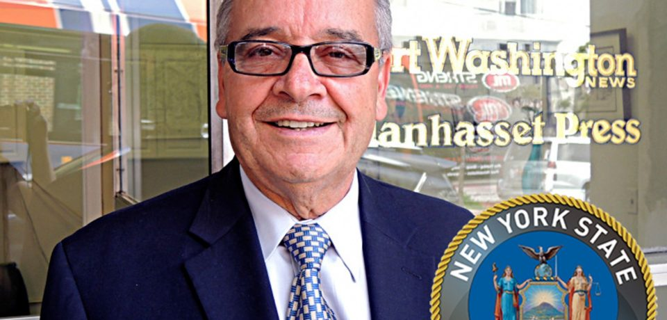 Formia / Tony D'Urso rieletto nel Senato di New York