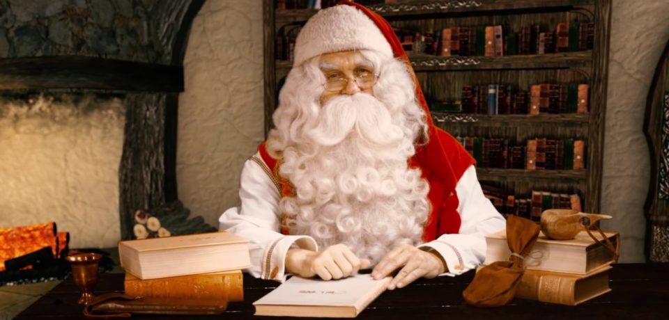 Minturno / Apre la Casa di Babbo Natale