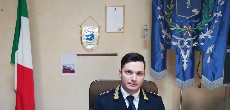 Itri / Nominato il nuovo comandante della polizia municipale