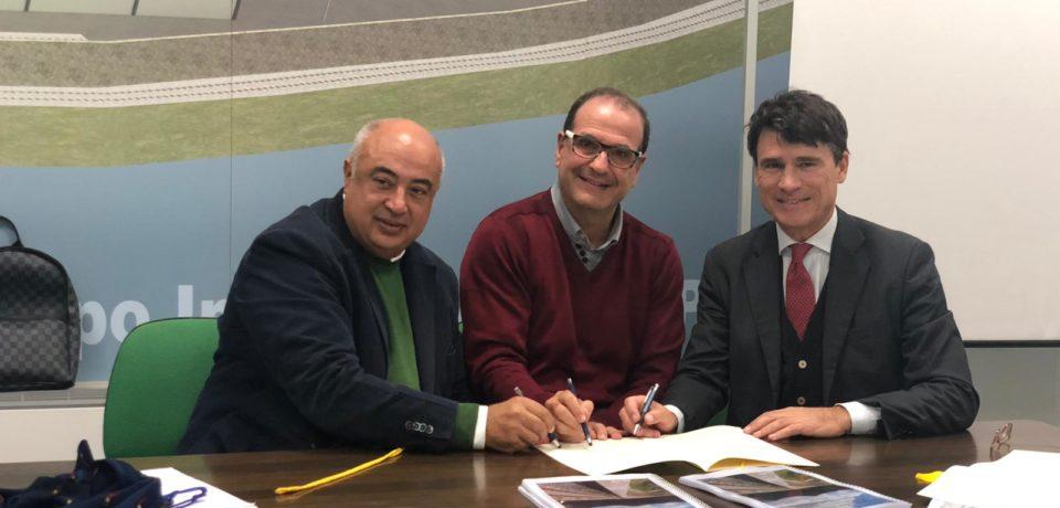 Gaeta / Firmato protocollo d'intesa per lo sviluppo del porto commerciale e della Littorina