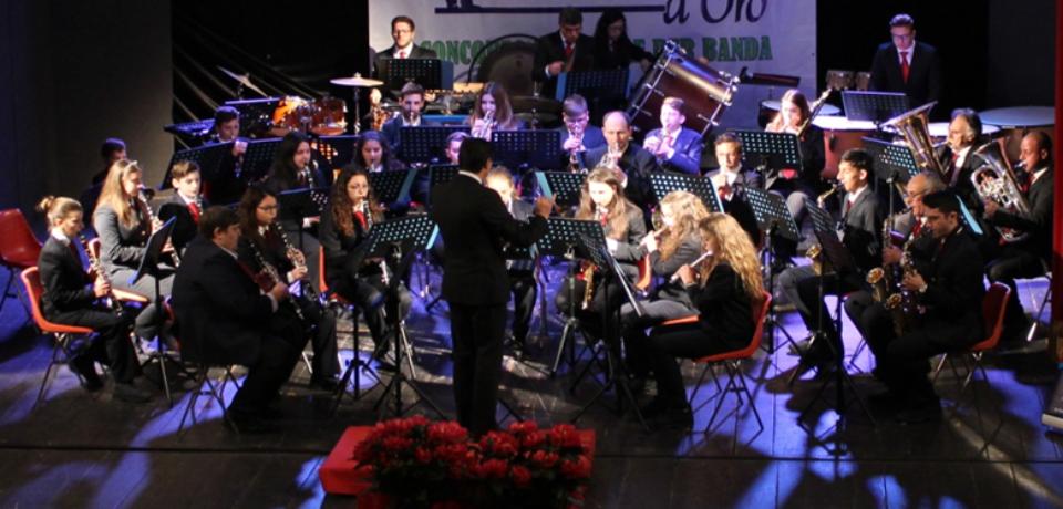 """Minturno / Concerto di Natale della Piccola Orchestra di Fiati """"Maria Loreta Proia"""""""