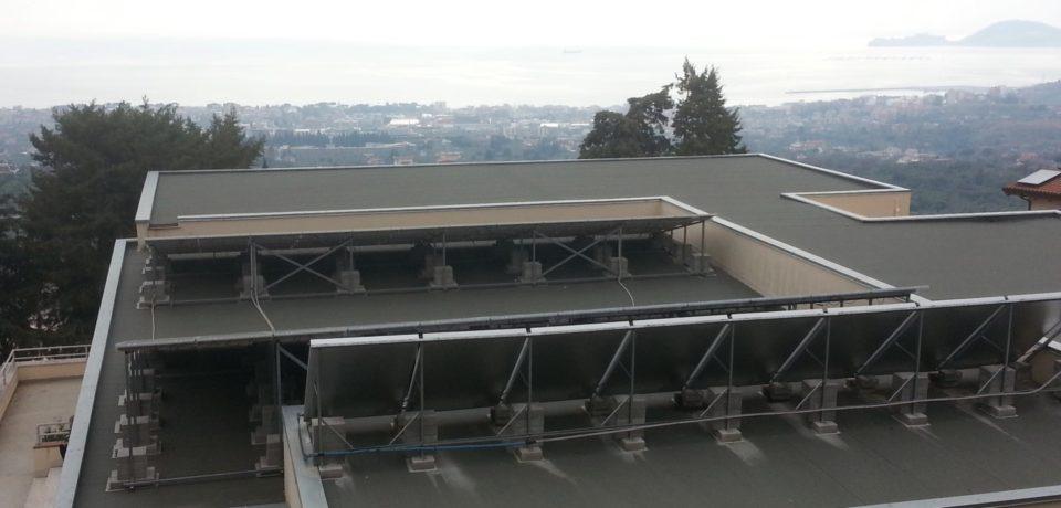 """Formia / Attivati impianti fotovoltaici della scuola di Maranola e dell'Auditorium """"Vittorio Foa"""""""
