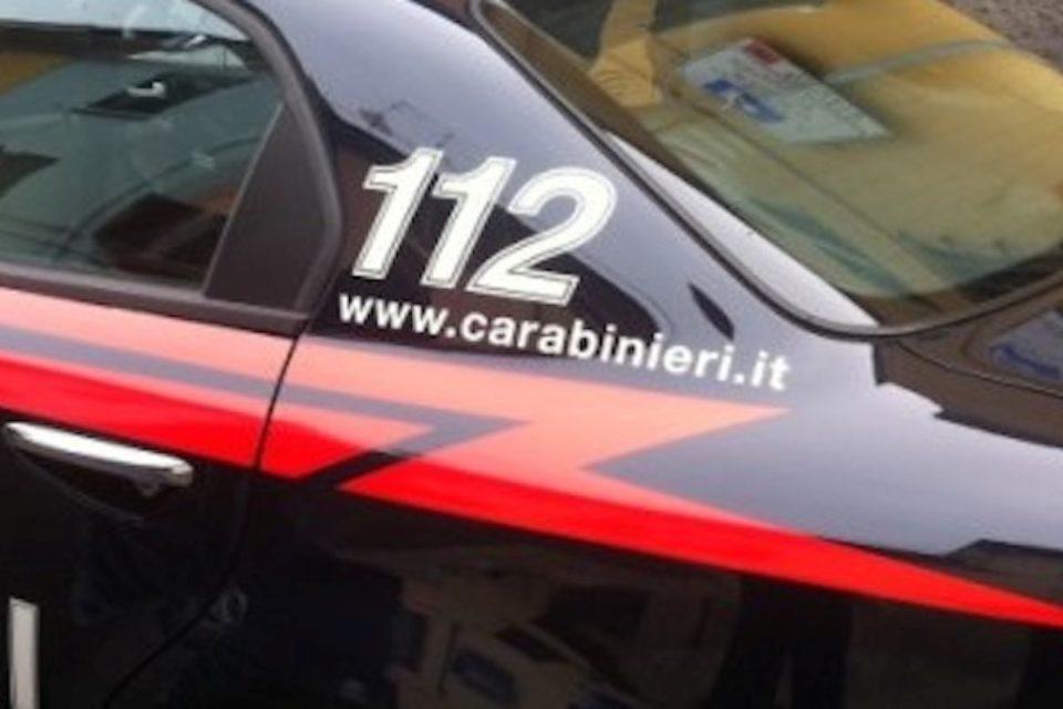 Lenola / Minaccia i carabinieri, denunciato 46enne
