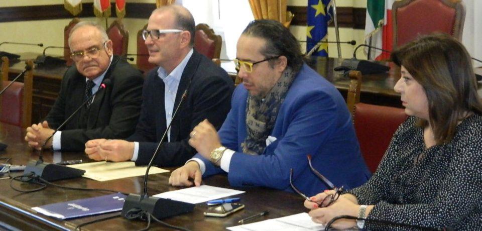 Gaeta / Sportello Confartigianato, firmato protocollo d'intesa con il Comune (video)