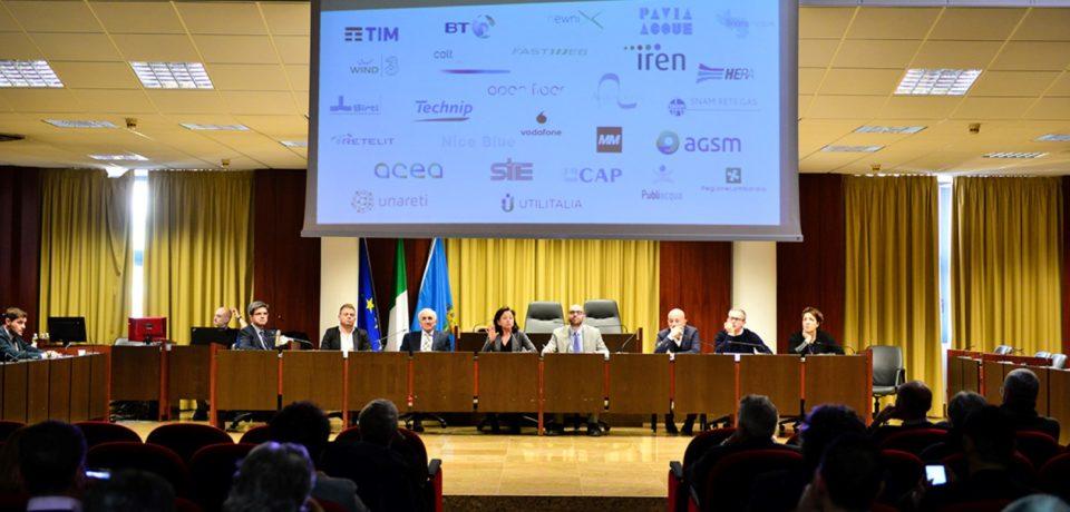 """Cisterna / Acqualatina: successo per il convegno """"Le tecnologie no-dig"""" (video)"""
